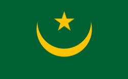MAURITANA FLAG